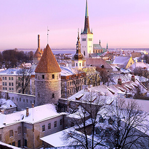 Estonia good life